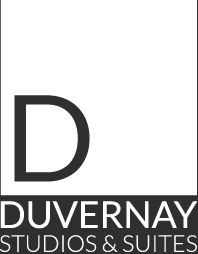 Duvernay : Studios and suites